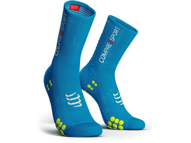 Compressport Pro Racing V3.0 Bike Socks ice blue